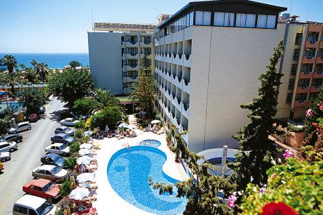 Turkiet - Alanya - 7-21 juli 2012 (1/3)