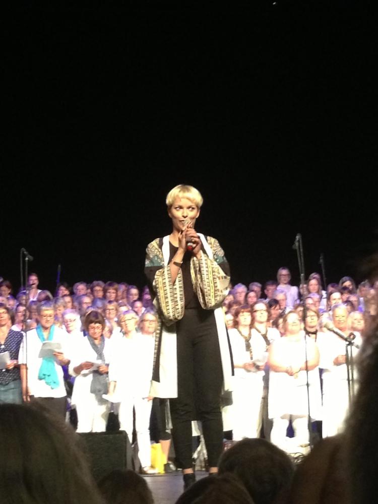 """""""Kör för alla!"""" – VT 2013 – Termin 9 – Konsert på Cirkus – 19 maj – Arton fotografier  (6/6)"""