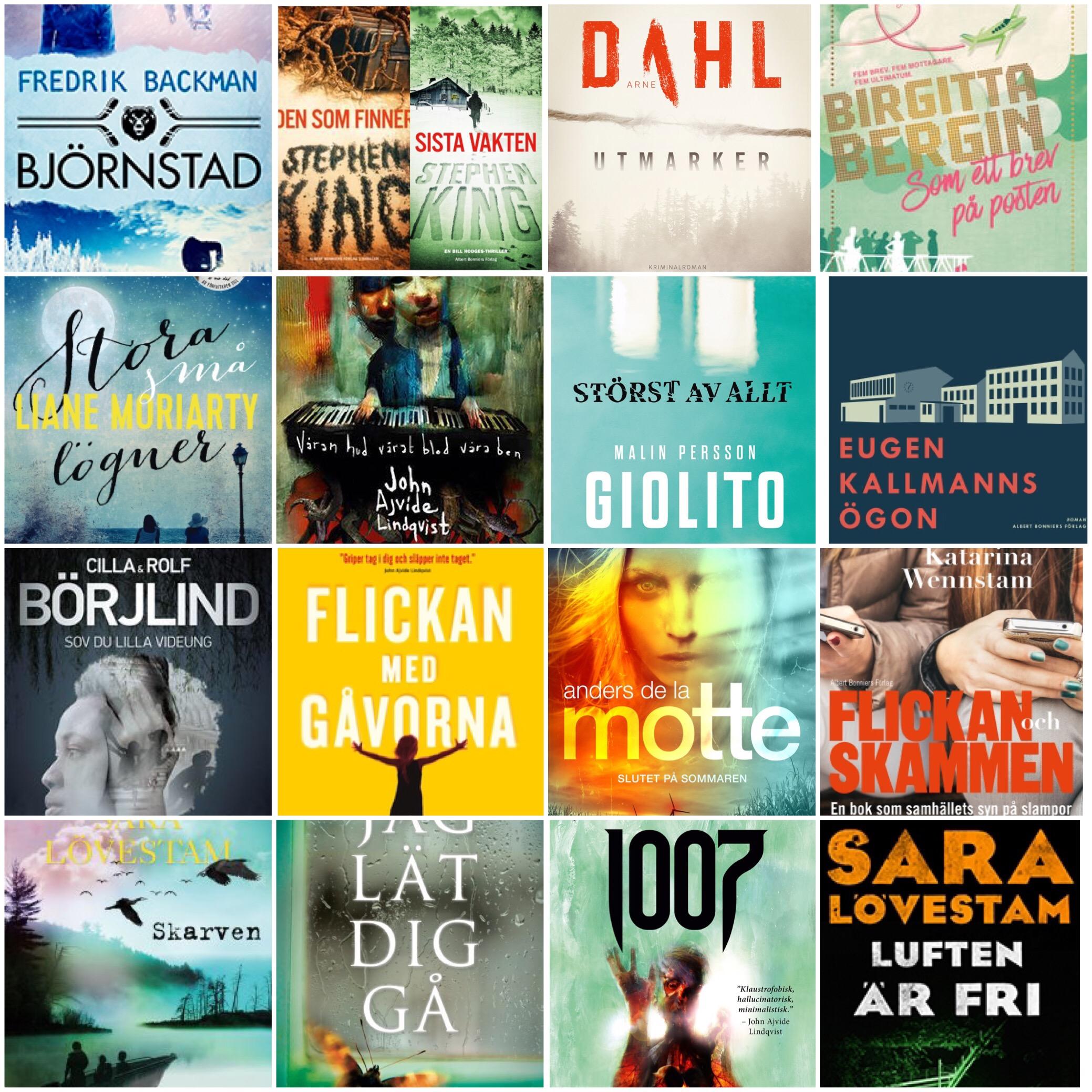 årets bästa böcker 2016